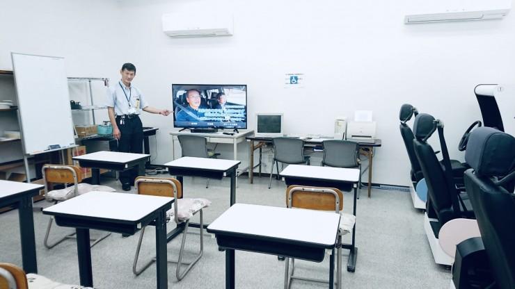 高齢者講習室2